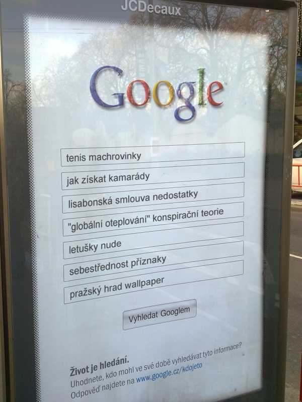 Google lightboard
